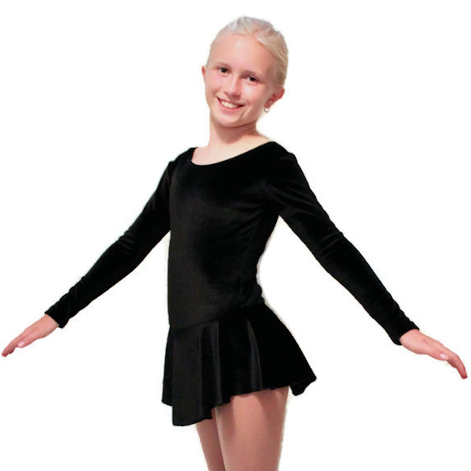 CRS Cross Youth Figure Skating Dress Practice Competition Test Examination (Child -Youth)
