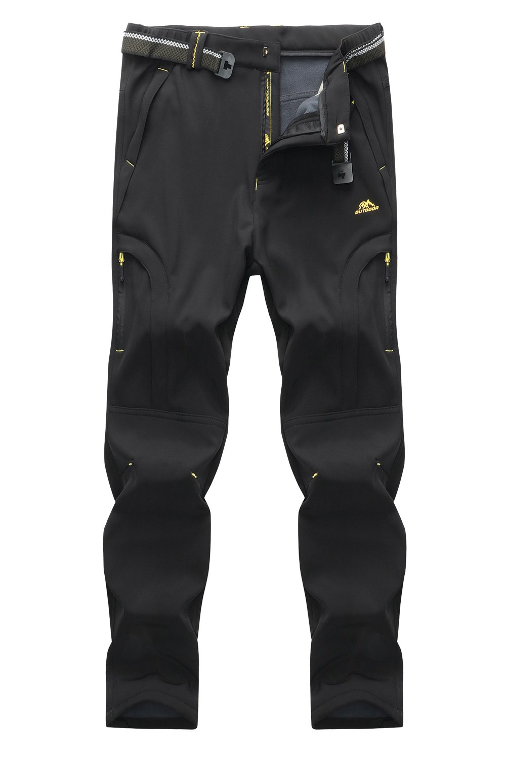 Mr.Stream Men's Hiking Breathable Quick Drying Outdoor Sports Convertible Pants