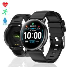 Smart Watch for Android Phone iOS Phone,Tagobee TB15 Fitness Tracker iP67 Waterproof Smartwatch with Heart Rate Monitor,Pedometer,Sleep Tracker,Fitness Watch Compatible for iPhone for Women Men