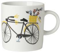 Danica Studio Short Mug, Bicicletta