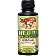 Barlean's Organic Olive Leaf Complex, Natural Flavor, 8 Ounce