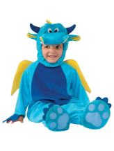 Rubie's Baby's Dragon Costume, Multi, 6-12 Months