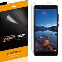 (6 Pack) Supershieldz for Wiko Ride 2 Screen Protector, Anti Glare and Anti Fingerprint (Matte) Shield