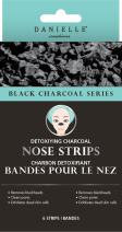 Danielle Detoxifying Charcoal Nose Strips, 8 Piece - D76100