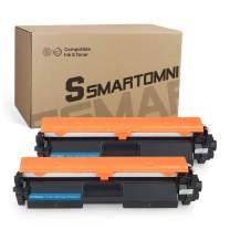 S SMARTOMNI Compatible Toner Cartridge Replacement for HP CF294A 94A 94X Toner Cartridge Compatible use with HP Laserjet Pro M118dw MFP M148dw MFP M148fdw Printer (Black, 2-Pack)