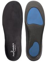 Footminders Comfort Orthotic Arch Support Insoles for Sport Shoes and Work Boots (Pair) (Large: Men 9½ -11 Women 10½ - 12) - Relieve Foot Pain Due to Flat Feet and Plantar Fasciitis