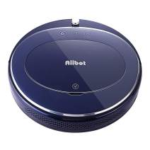 Aiibot T360 Pro Robotic Vacuum Cleaner Sweeping Robot Self-Charging, Super Quiet,4 Specialized Cleaning Modes for Pet Hair, Carpet & Hard Floor (Aiibot T360, Blue)