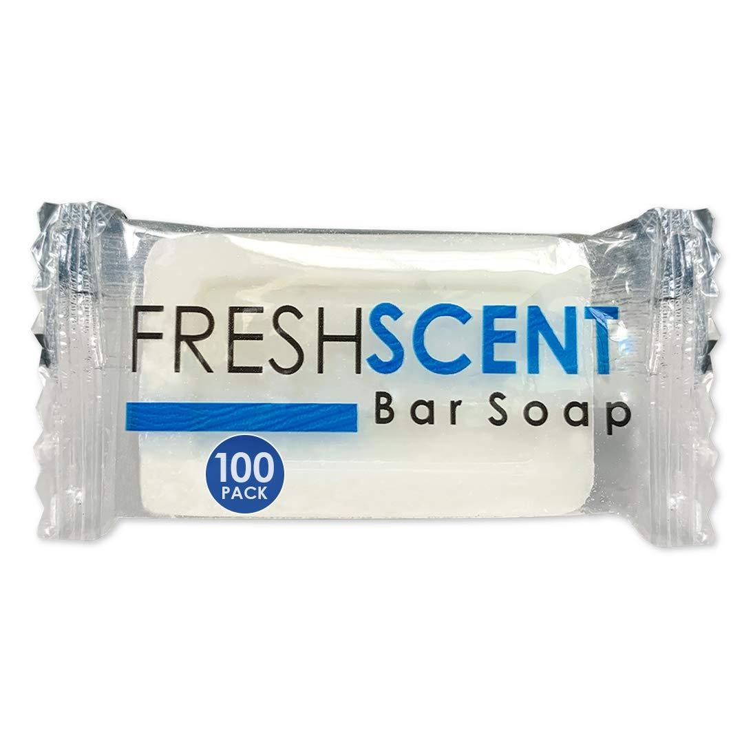 Freshscent 0.50 Oz Bar Soap (vegetable based) 100 Count