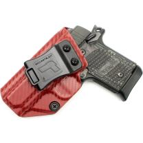 Tulster IWB Profile Holster in Left Hand fits: Sig P938 Holster