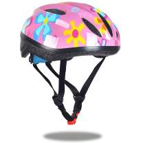 Dostar Toddler Helmet Ages 2-6 Child CPSC Certified Kids Bike Helmet 5-14 Years Old Youth Boys/Girls Helmet Adjustable Multi-Sport Safety Cycling Skateboard Scooter Inline Skating Protective Gear(S/M)