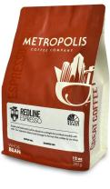 Medium Roast Coffee, Fresh Roasted Coffee, Redline Espresso, 12 oz Bag, Flat Bottom