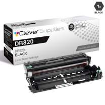 CS Compatible Drum Cartridge Replacement for Brother DR820 DR-820 Black Cartridge