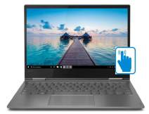 "Lenovo Yoga 730 13.3"" Premium 2-in-1 Convertible Laptop (Intel 8th Gen i7-8550U Quad-Core, 16GB RAM, 512GB PCIe SSD, 13.3"" FHD 1920x1080 Touchscreen, Backlit Keyboard, Win 10 Home) Iron Grey"
