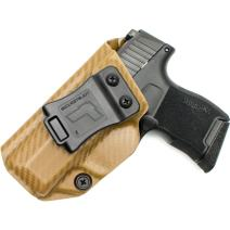 Tulster IWB Profile Holster in Left Hand fits: Sig P365/P365 SAS
