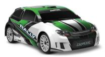 LaTrax Rally: 1/18 Scale 4WD Electric Rally Racer, Green
