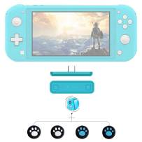 Gulikit Route Air NS07, Bluetooth Adapter for Nintendo Switch/Switch Lite (Blue)