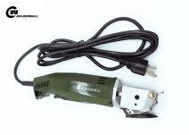 CGOLDENWALL YJ-50 Electric Scissors Round Knife Cutting Machine Circular Cloth Fabric Cutter Shears (110V)