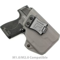Tulster IWB Profile Holster in Right Hand fits: M&P Shield 9mm/.40 w/TLR-6