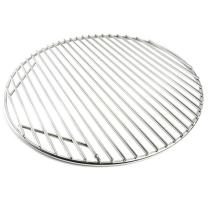 onlyfire Barbecue Stainless Steel Grid Cooking Grate Fits for Kamado Grill Like Large Big Green Egg,Kamado Joe Classic,Pit Boss K22,Louisiana K22 and Other Ceramic Grill