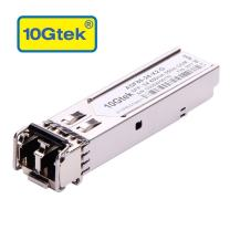 10Gtek Gigabit SFP LC Multi-Mode Transceiver, 1000BASE-SX Mini-GBIC Module for Juniper QFX-SFP-1GE-SX/EX-SFP-1GE-SX (850nm, DDM, 550m)