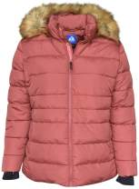 Snow Country Outerwear Women's Plus Extended Size Ski Coat Jacket Luna Down Alternative