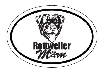 WickedGoodz German Shepherd Decal Shepherd Dog Owner Sticker Dog Breed Bumper Sticker