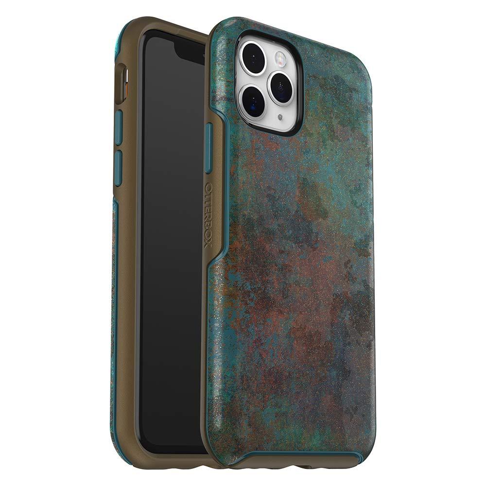 OtterBox SYMMETRY SERIES Case for iPhone 11 Pro - FEELING RUSTY (COLONIAL BLUE/BRONZE/FEELING RUSTY IML)