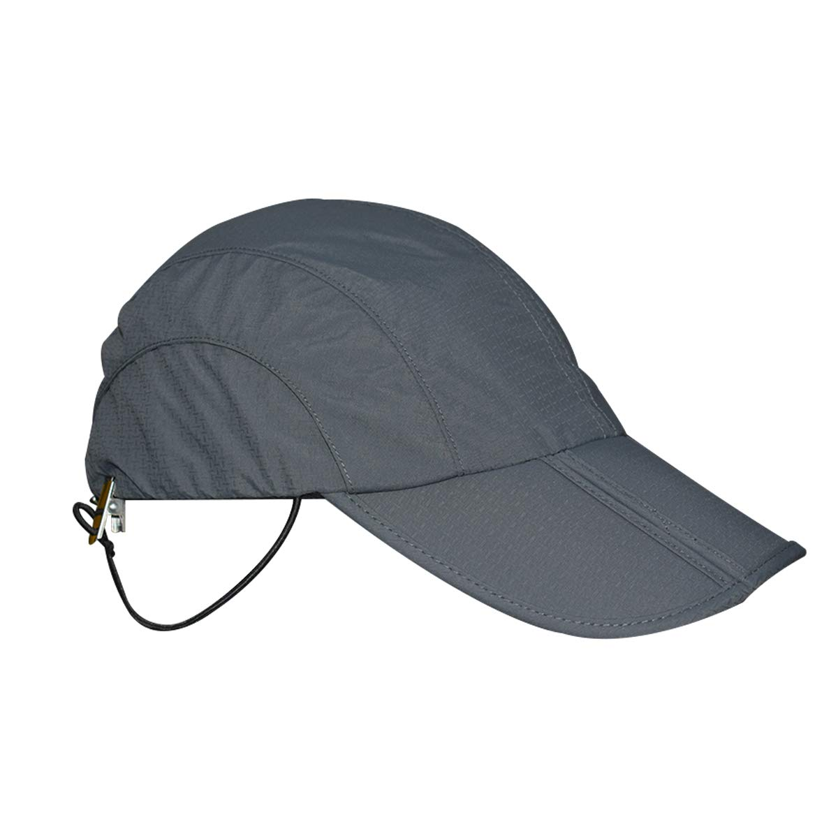 Sailing Cap Waterproof Breathable Fishing Hats for Men Women Technical UV Outdoor Sun Protection Packable