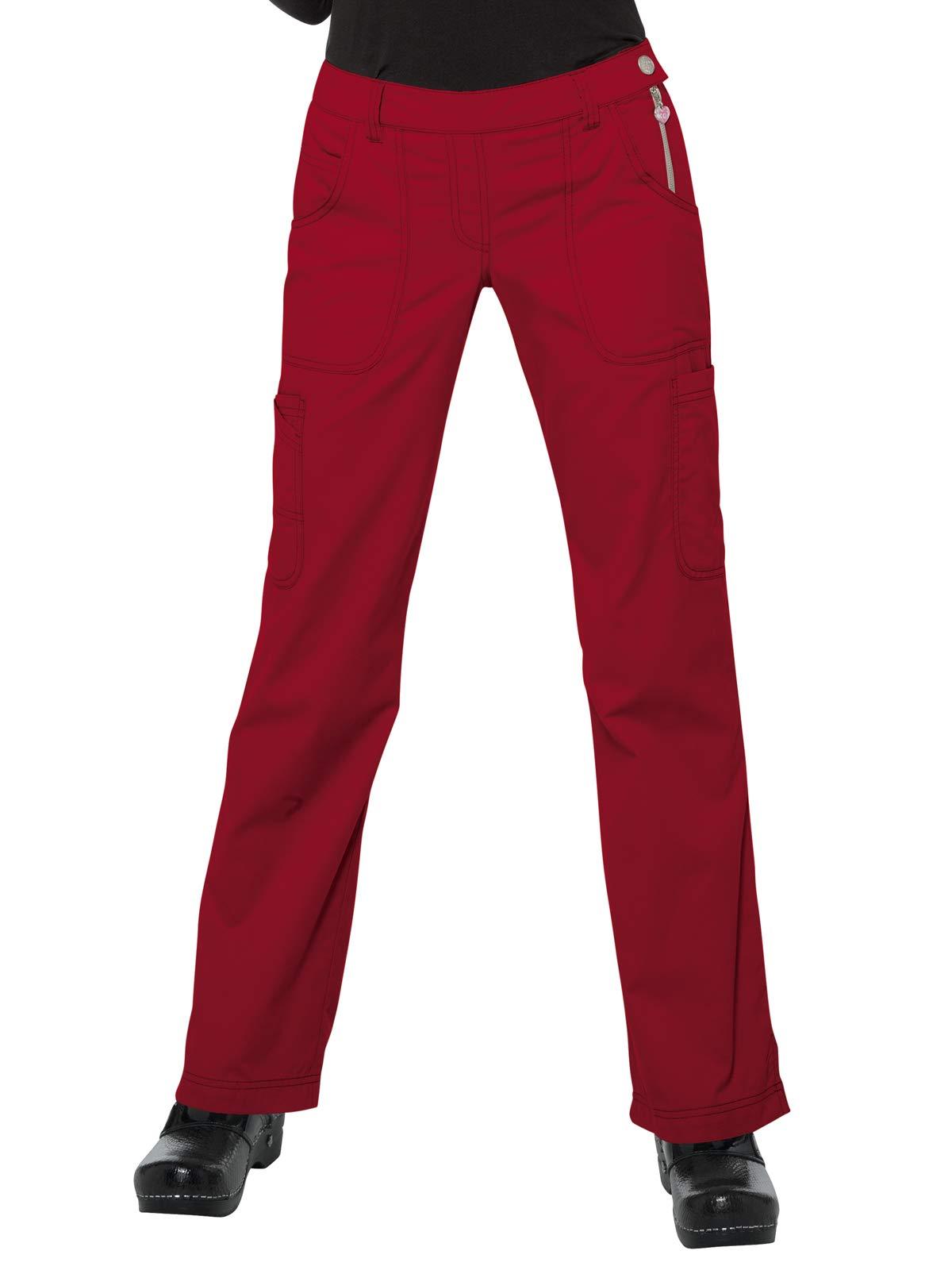 KOI Classics Multi-Pocket Ultra Comfort & Sara Scrub Pant for Women