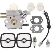Venseri SRM-2100 SRM 2100 Carburetor for C1U-K52 C1U-K47 Echo PE-2000 PE-2400 GT-2000 GT-2400 SRM-2100 SHR-210 SHC-1700 SHC-2100 PP-800 PP-1200 PP-1400