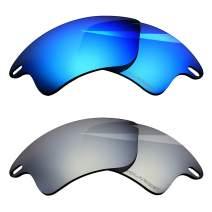 BlazerBuck Polarized Lenses for Oakley Fast Jacket XL OO9156-2 Pairs