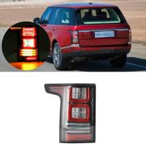 MotorFansClub Rear Tail Light Fit for Compatible with Land Rover Range Rover L405 2013-2017 Left Side