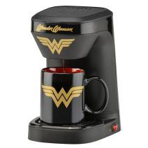 DC Wonder Woman 1-Cup Coffee Maker with Mug