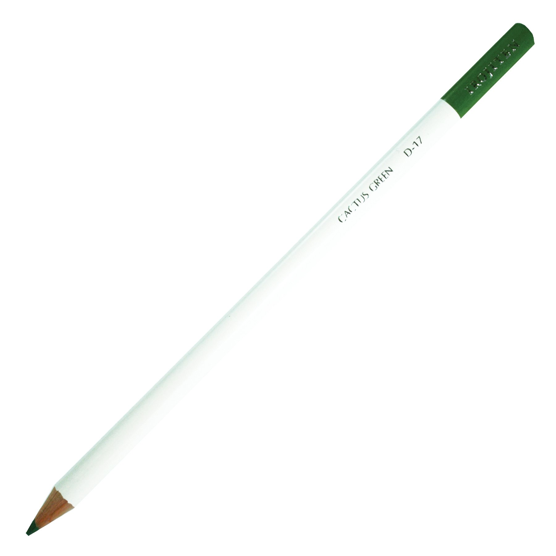 Tombow Irojiten Colored Pencil, Cactus Green D17, 6-Pack