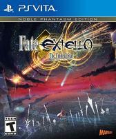 Fate/EXTELLA: The Umbral Star - 'Noble Phantasm' Edition - PlayStation Vita