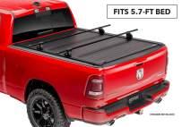 "RetraxPRO XR Retractable Truck Bed Tonneau Cover | T-80231 | Fits 2009-2018 Ram 1500 and 1500 Classic (2019) 5' 5"" Bed"