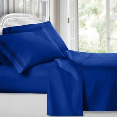 Queen Size Royal Blue, Royal Blue Queen Bed Sheets
