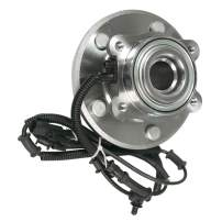 DRIVESTAR 512360 Rear Wheel Hub & Bearing Assembly for Town & Country/Dodge 08 09 10 11 12 Grand Caravan, 09-12 for Volkswagen Routan w/ABS