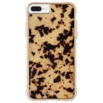 Case-Mate - iPhone 8 Plus - Acetate - Eco Friendly - Lightweight - Tortoise Shell