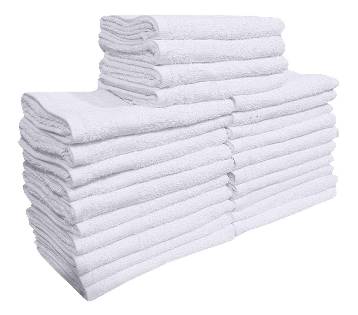 Salon Towel 6 Pcs 16x27 Hand Towel Gym Spa Hair Towels