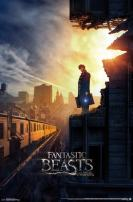"Trends International Fantastic Beasts and Where to Find Them One Sheet Wall Poster 22.375"" x 34"""