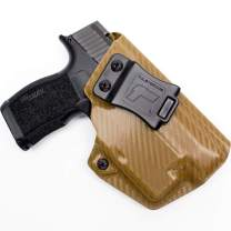 Tulster IWB Profile Holster in Right Hand fits: Sig P365XL w/TLR-6