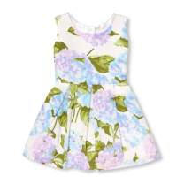 The Children's Place Baby Girls Special Occasion Printed Dress