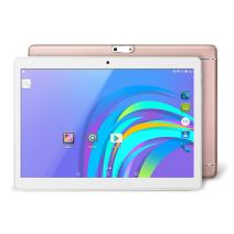 YUNTAB K98 9.6 inch Android Tablet 3G Unlocked Smart Phone, Support Dual SIM Card, 16GB Storage, Quad-Core Processor, IPS Touch Screen, Dual Camera, WiFi(Rose Gold)
