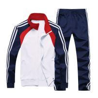 Sun Lorence Men's Athletic Running Tracksuit Set Casual Full Zip Jogging Sweat Suit