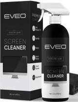Screen Cleaner Spray - TV Screen Cleaner, Computer Screen Cleaner Laptop, Phone, Ipad - Computer Cleaning kit Electronic Cleaner -Microfiber Cloth Included