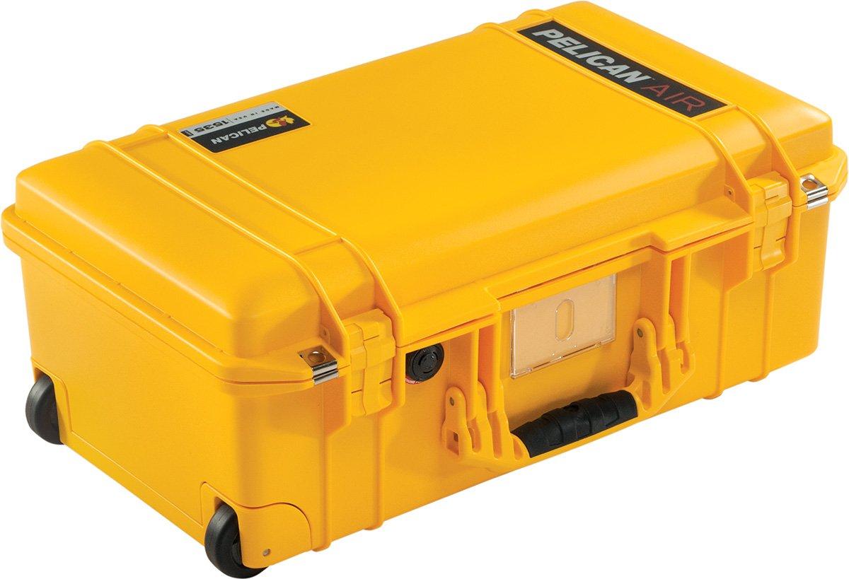 Pelican Air 1535 Case no Foam (Yellow)