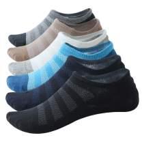 No Show Socks,PIPIKAKA Men's Low Cut Super Comfy Casual Socks,6 Pairs