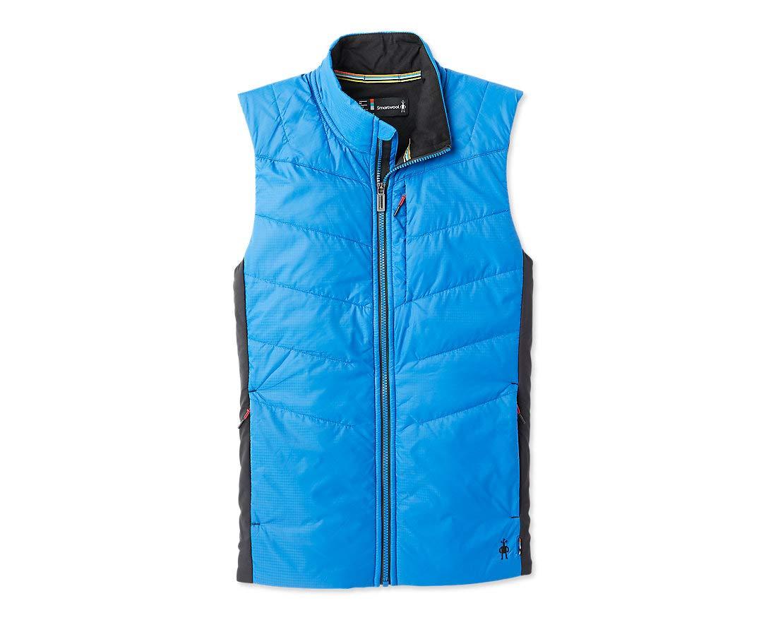 Smartwool Men's Smartloft-X 60 Vest - Merino Wool Sleeveless Performance Outerwear
