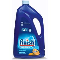 Finish Scent Liquid Gel, Orange Fresh, 75 Ounce